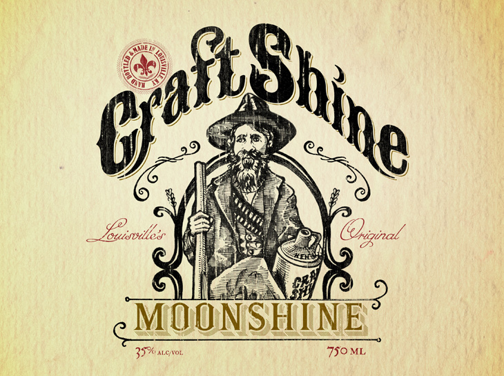 Martin Hofmann - Craft Shine Logo and Label Designs